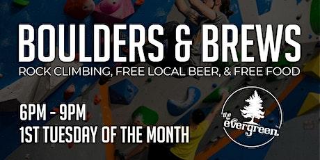Boulders & Brews tickets