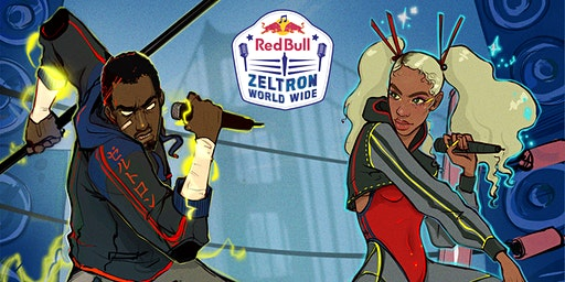Denzel Curry V. Rico Nasty at Red Bull Zeltron World Wide