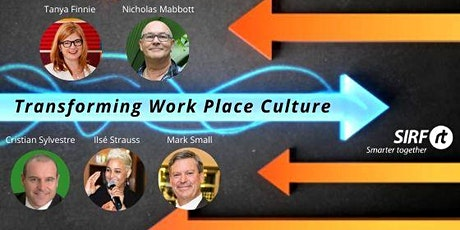 Transform your Workplace Culture - Roundtable tickets