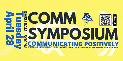 Comm Symposium 2020 and Sports and Entertainment Panel