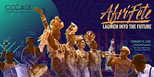 AFRIFÊTE: Launch Into The Future