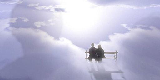 "Meditation - ""The Park Bench"""