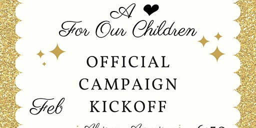 A Heart for Our Children:Barbara Yates-Lockamy Campaign Kickoff