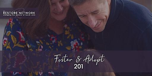 Foster & Adopt 201 Workshop - Monroe County
