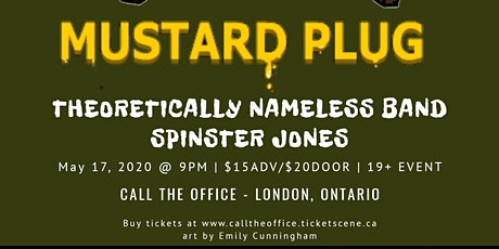 Mustard Plug and Guests - London tickets