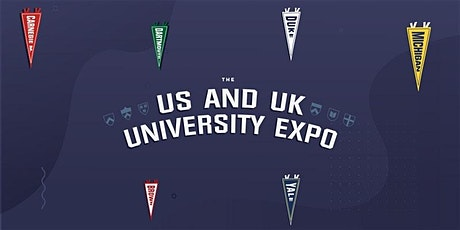 The Melbourne US & UK University Expo tickets