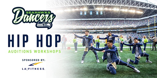 2020 Seahawks Dancers Hip/Hop Audition Workshop
