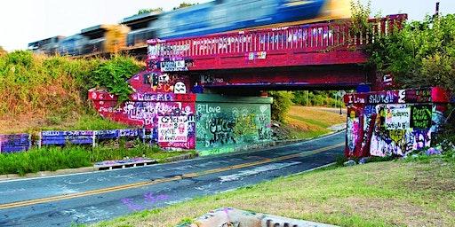 LBDI Graffiti Bridge Painting