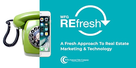 WFG REfresh  tickets