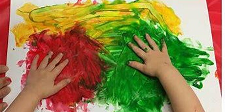 Messy Play @ Storytime, Ages 3-5, FREE tickets