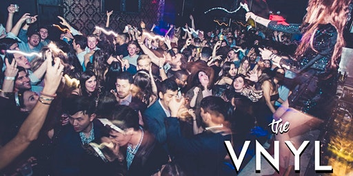 THE VYNL - FRIDAYS GUEST LIST