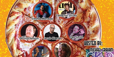 Comedy Slice - Stand-up Comedy Pizza & Beer tickets