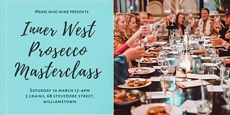 Inner West Prosecco Masterclass tickets