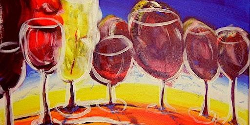 Drink N Doodle Moonshine