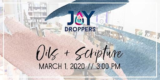 Oils + Scripture