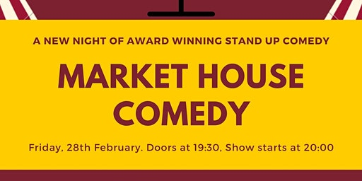 Market House Comedy