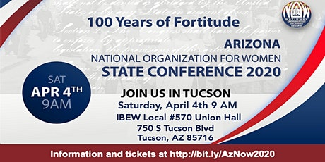Arizona NOW State Conference 2020 tickets
