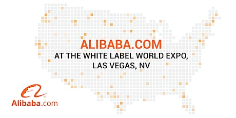 Alibaba.com at White Label World Expo, Las Vegas, NV tickets
