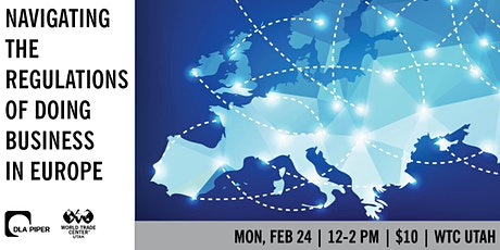 Navigating the Regulations of Doing Business in Europe tickets