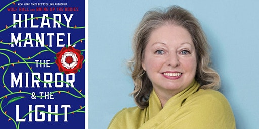 Hilary Mantel at Back Bay Events Center