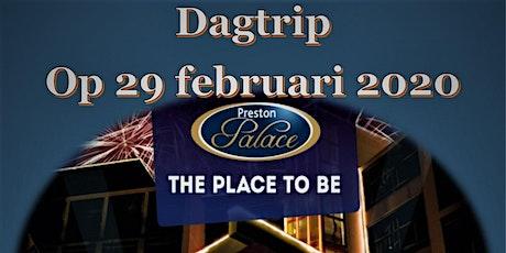 Dagtrip Preston Palace tickets