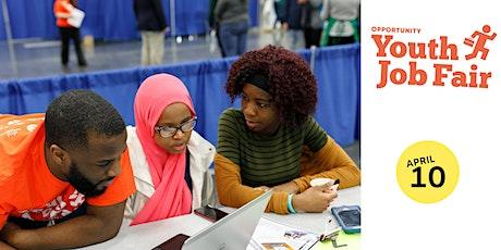 2020 Opportunity Youth Job Fair VOLUNTEERING tickets