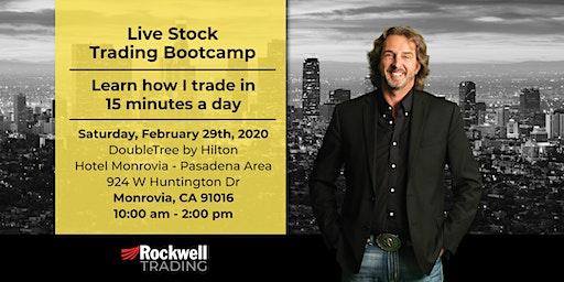 Rockwell Stock Trading Bootcamp - PASADENA, February 29th