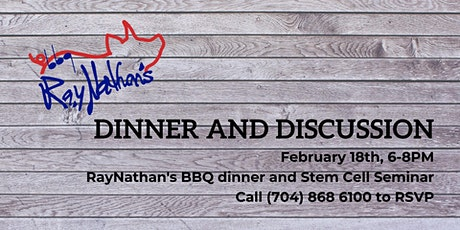 Dinner and a Stem Cell Seminar tickets
