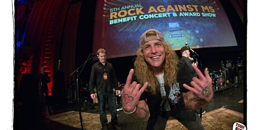 8th ANNUAL ROCK AGAINST MS BENEFIT CONCERT
