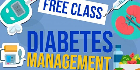 Free Diabetes Management Classes tickets