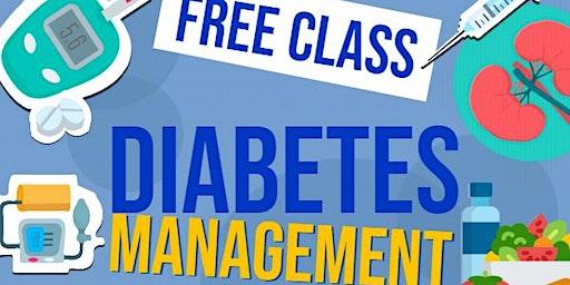 Free Diabetes Management Classes