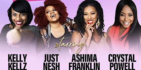 Houston Tx  The Funny By Nature Tour Woman Appreciation Edition tickets