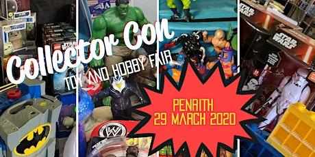 Collector Con Toy and Hobby Fair - Penrith tickets