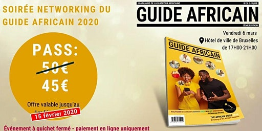 Soiree Networking & Présentation du Guide Africain 2020
