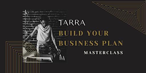 Masterclass: Build Your Business Plan
