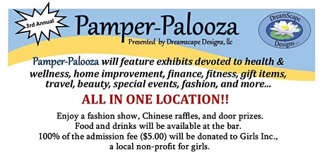 Pamper-Palooza 2020 tickets