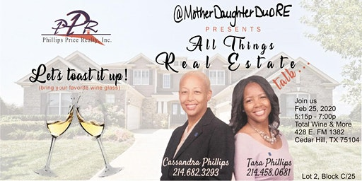 All Things Real Estate Series - Session 1: The Real Estate Foundation