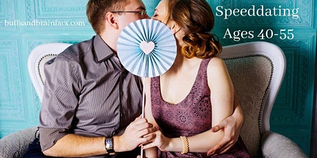 NYC Speed Dating Party Singles 40-55 tickets