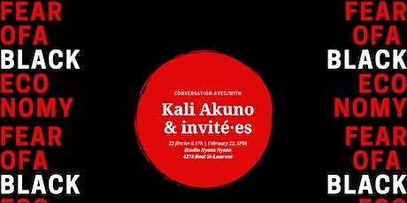 Fear of a Black Economy: Conversation avec Kali Akuno & invité·e·s tickets