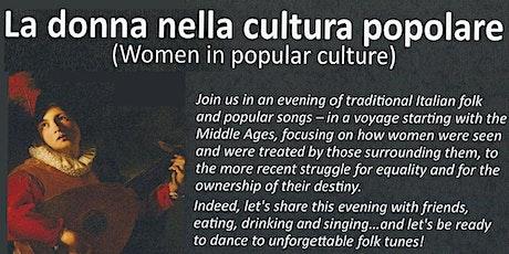 Italian Folk Ensemble - Eastwood Community Centre Fundraising Concert tickets