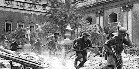 Sicily in Wartime with  Antonio Crisa - Talk tickets
