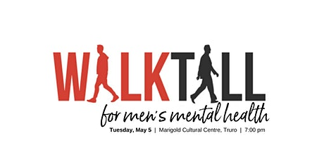 Walk Tall for Men's Mental Health tickets