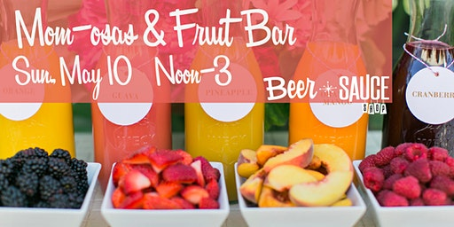 Bottomless Mom-Mosa & Fruit Bar
