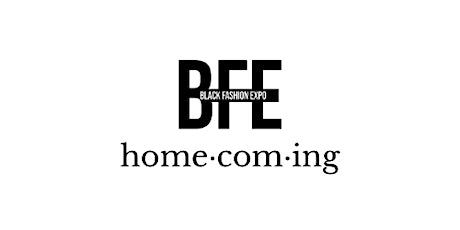 BLACK FASHION EXPO  | HOMECOMING 2020 tickets