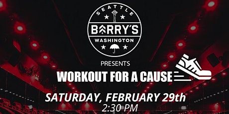 Barry's Seattle x Project Contrast tickets