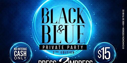 BLACK & BLUE 2nd Edition