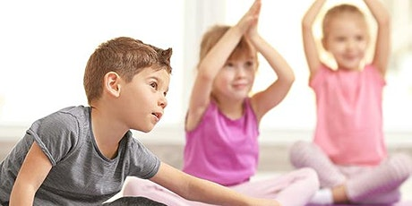 Kids Yoga with Games, Riddles, Rhymes! tickets