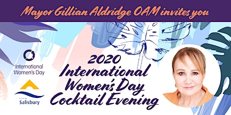 International Womens Day Cocktail Evening tickets