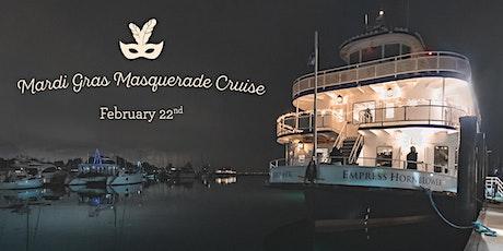 Mardi Gras Masquerade  Cruise tickets