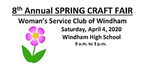 Spring Craft Fair tickets